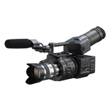 دوربین فیلم برداری Sony NEX-FS700UK Super 35 Camcorder with 18-200
